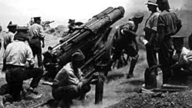 Estados Unidos incursiona en la Primera Guerra Mundial y considera la necesidad de evaluar a una gran cantidad de individuos