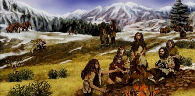 Prehistoria: sexualidad