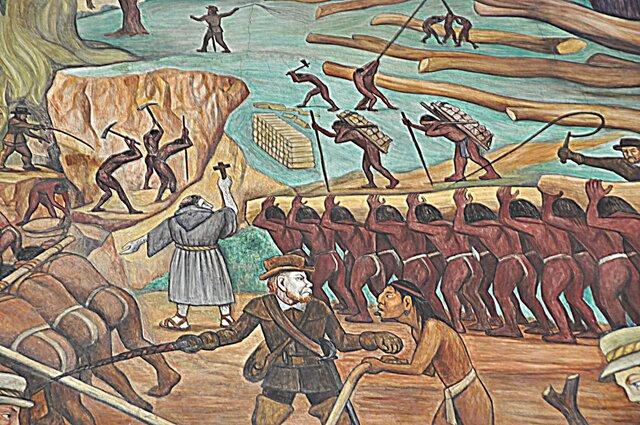 Abolición a la esclavitud