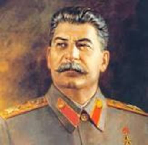 Joseph Stalin Comes To Power