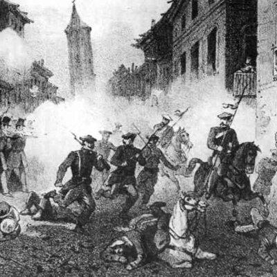La España del Siglo XIX timeline