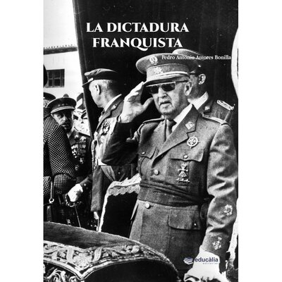 LA DICTADURA FRANQUISTA timeline