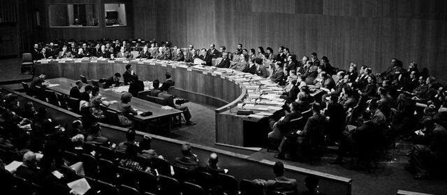 LA ONU RECHAZA LA ENTRADA DE ESPAÑA