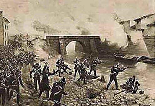 La batalla de Toulouse