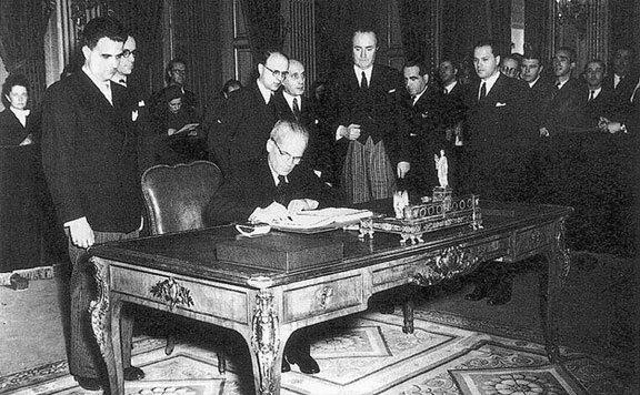 A párizsi béke - Magyarország - 1947