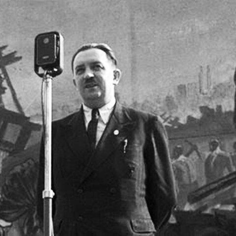 Kovács Béla az FKgP főtitkárának letartóztatása
