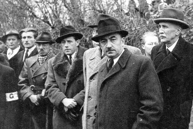 Nagy Ferenc miniszterelnők emigrációja