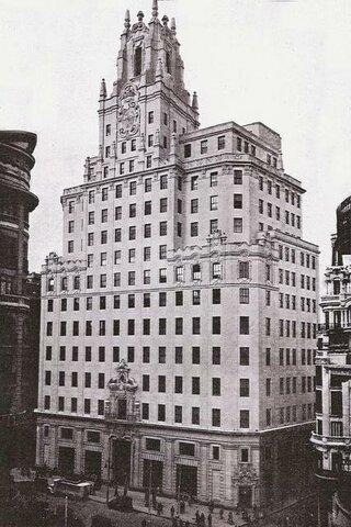 Primer rascacielos