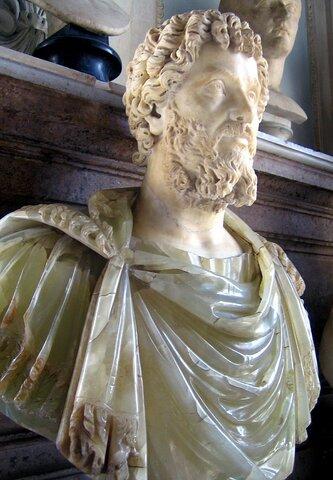 Nacimiento Septimio Severo