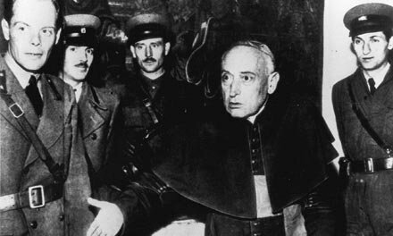 Mindszenty József esztregomi érsek, hercegprímás letartóztatása