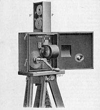 Invento del cinematógrafo