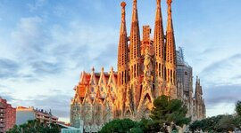 La Sagrada Familia timeline