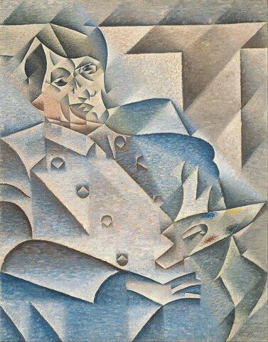 Comienzo del cubismo