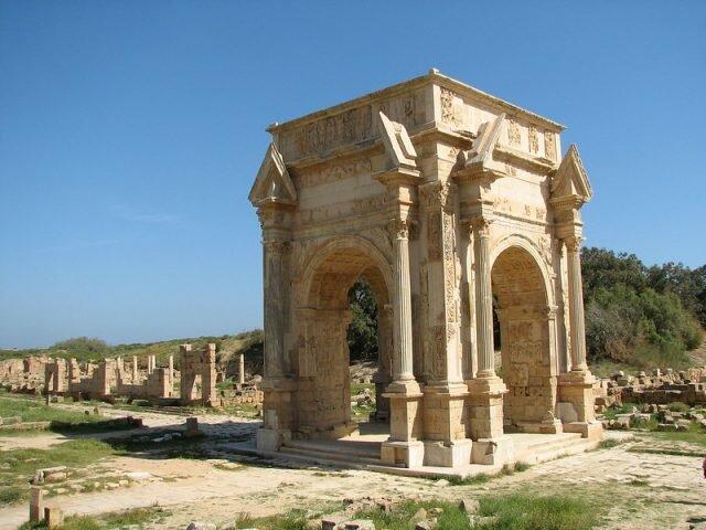 Arco Septimio