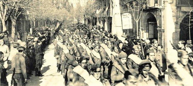 Ofensiva sobre Cataluña: Caída de Gerona.