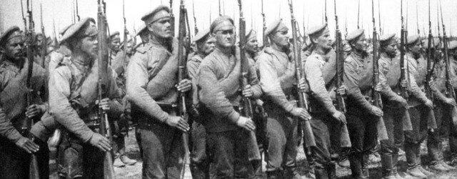 Rusia interviene en la Primera Guerra Mundial ^