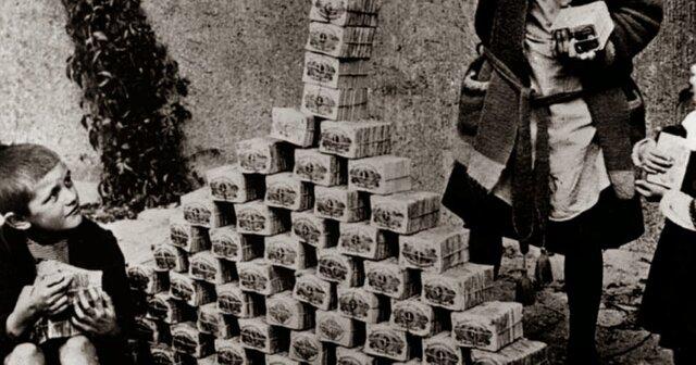 Hiperinflación en Alemania$