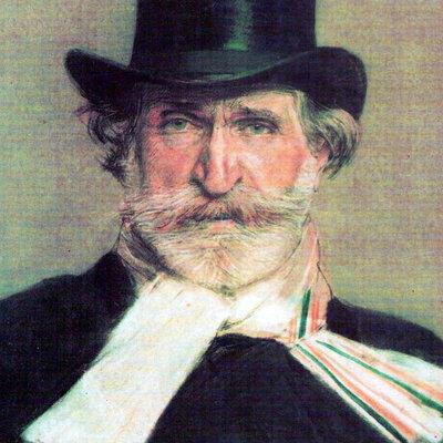 Opere Giuseppe Verdi timeline