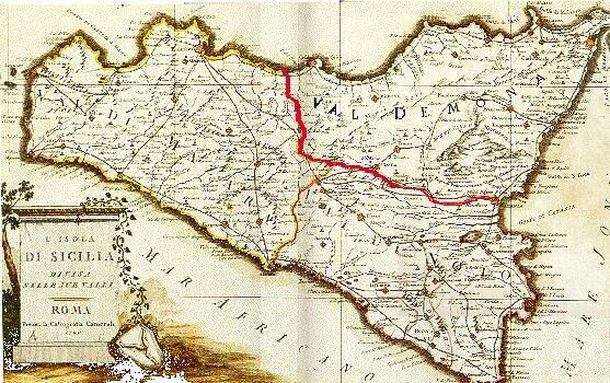 La isla de Sicilia bajo poder Fatimí.