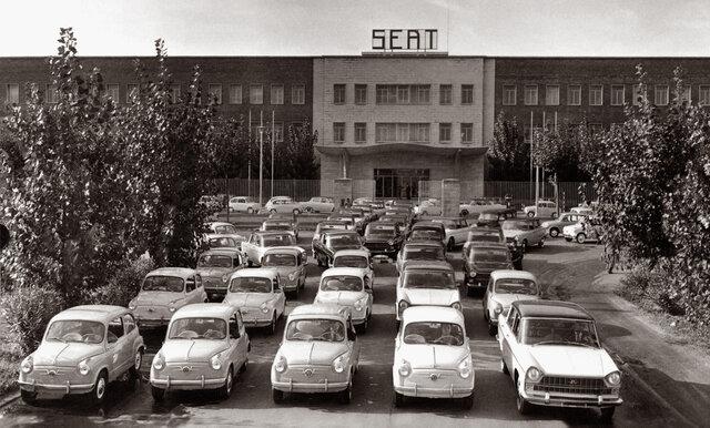 Fundación de la SEAT