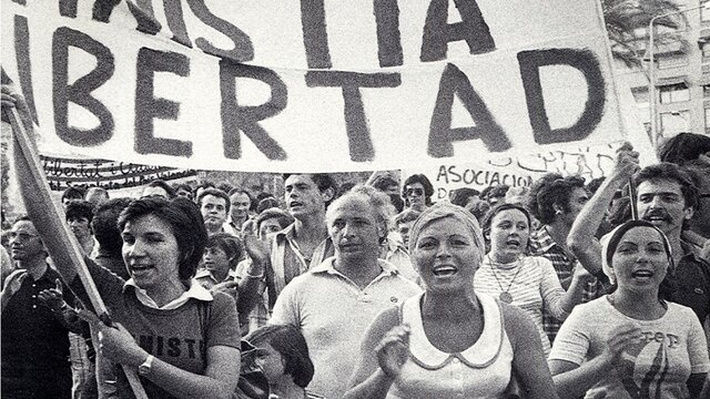 Inicio de las protestas obreras