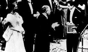 Premio Nobel de literatura para Juan Ramón Jiménez