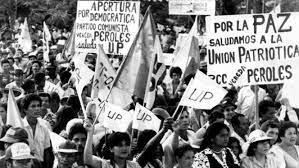 Fundación de Unión Patriótica