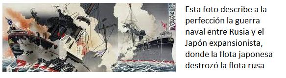Guerra Ruso- Japonesa