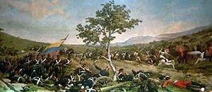 Batalla de Carabobo.