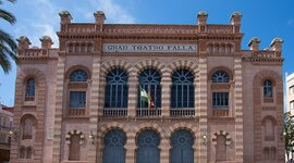 Falla Grand theater  timeline