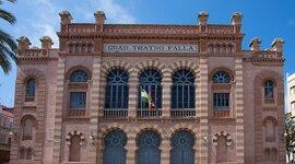 Falla Grand theater  timeline