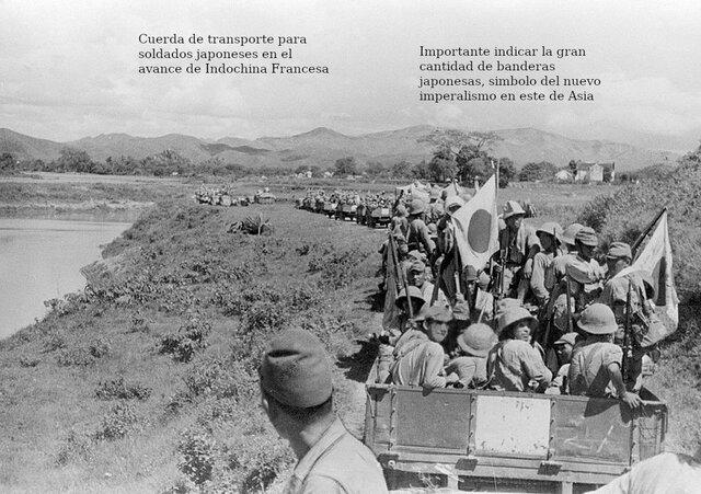 Invasión de Indochina Francesa