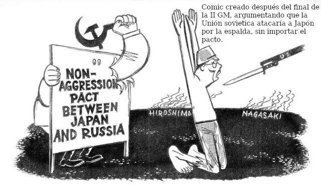 Pacto de No-Agresión con la Unión Soviética
