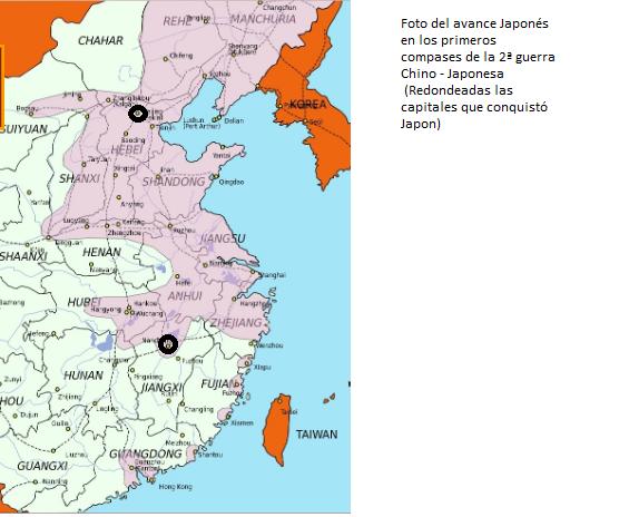 Segunda Guerra Chino Japonesa
