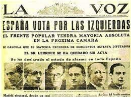 El Frente Popular.