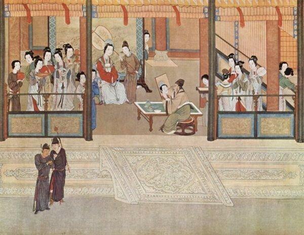 DINASTIA CHINA (2200a.c)