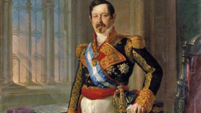 Gobierno del General Narváez