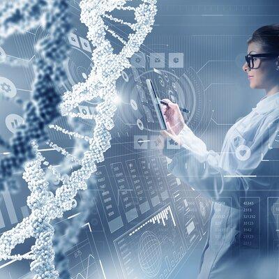 Evolución de la Tecnología al Servicio de la Medicina timeline