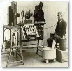 Primer Electrocardiograma para los Humanos
