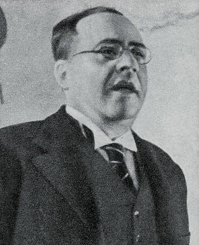 El socialista Juan Negrín sustituye a Largo Caballero al frente del gobierno republicano
