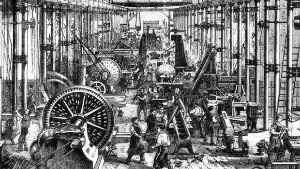 1ra.   Revolución   Industrial
