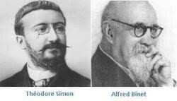 Alfred Binet y Theodor Simon