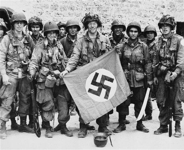 Finalización de la II guerra Mundial