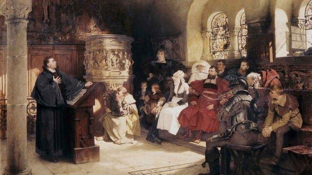 Himnos luteranos
