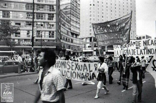 Primer movimiento en México