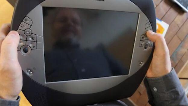 Prototipo de Tablet