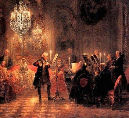 Música del clasicismo