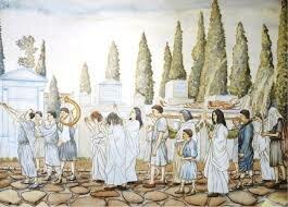 Antiguos Romanos