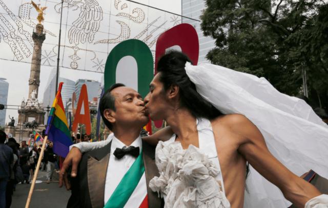 Aprobación del matrimonio igualitario en Ciudad de México