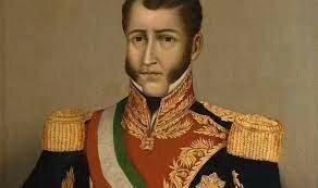 Agustín de Iturbide salió desterrado rumbo a Italia